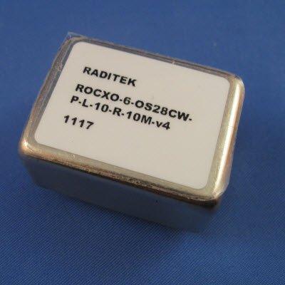 Ovenized Crystal Oscillator (OCXO)