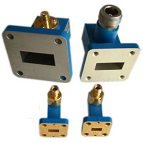 Waveguide-Coax-Adapter