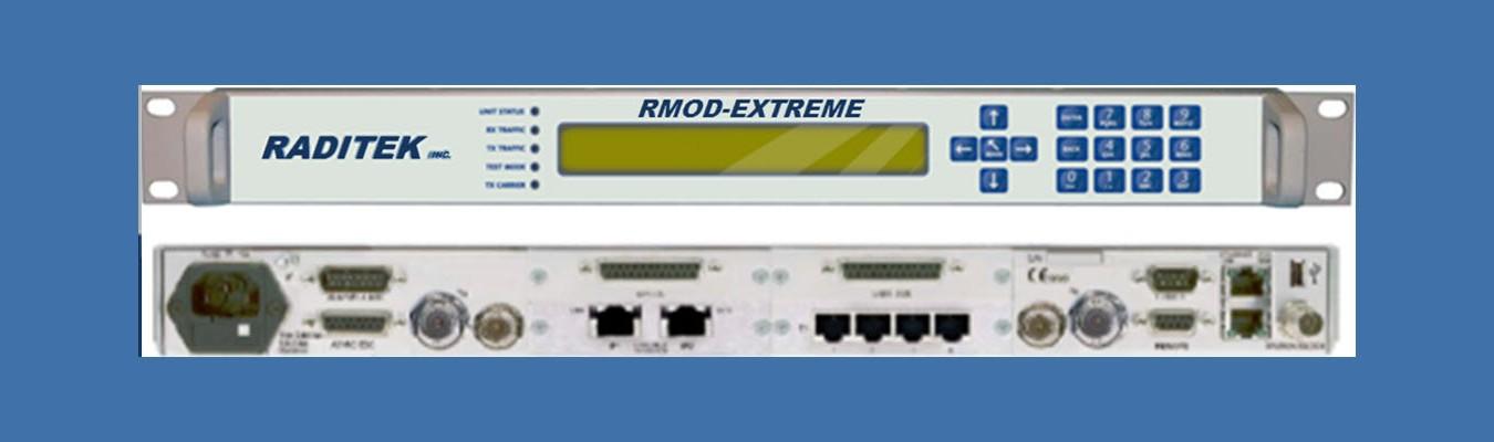 Extreme SCPC modem