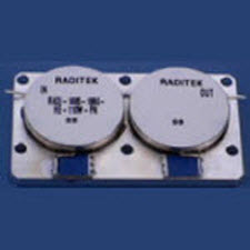Double Junction Stripline Isolators and Circulators