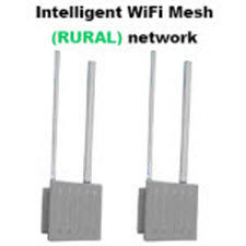 Intelligent Wi-Fi Mesh (RURAL) Network