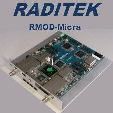 Micra SCPC modem