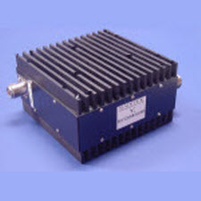 High Power, Wide Band, 225-400MHz Circulator