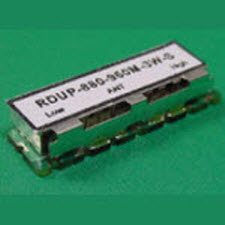 Ceramic Duplexer, GSM Band 880-960MHz, SMT