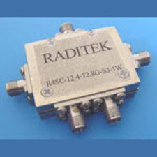 Coaxial, 4-Way, Splitter / Combiner