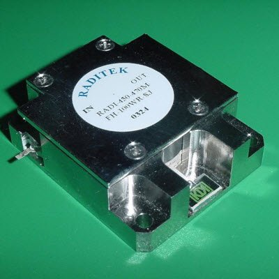 UHF Stripline Drop in Isolators and Circulators
