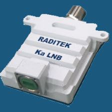 Low Noise Block (LNB), Ka Band