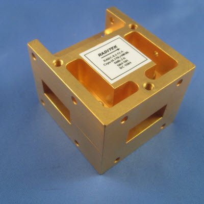 Cryogenic  Waveguide Circulator