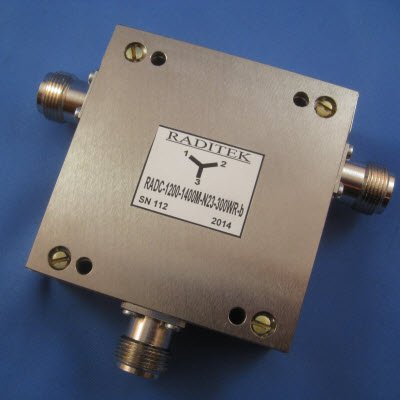 Coaxial Cellular Isolators