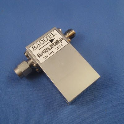 High Power Coaxial Isolator