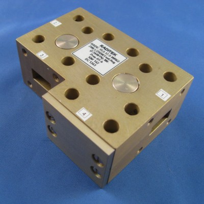 High Power Waveguide Isolator / Circulator