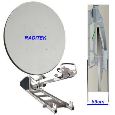 RVMA series (Vehicle Mound Antenna)