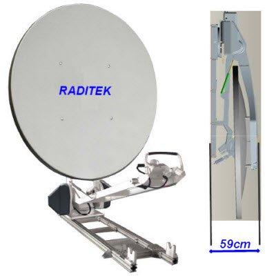 RVMA series (Vehicle Mound Antenna)