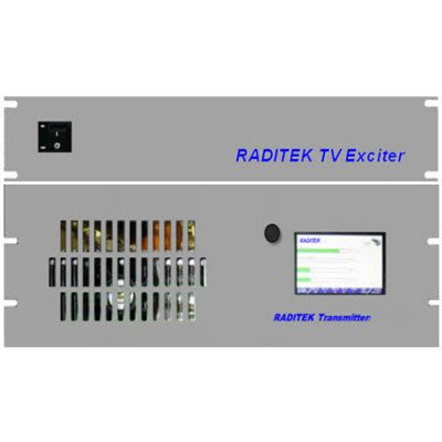 DVBT(2)/PAL TV transmitter system