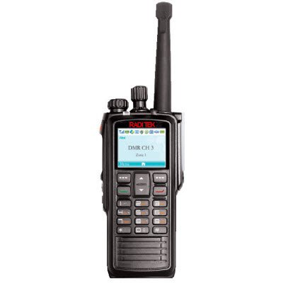Advanced UHF/VHF Hand Held Radio